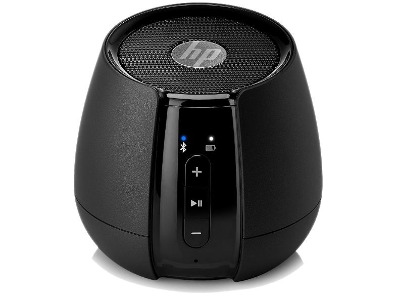 [Saturn.at] HP Bluetooth Lautsprecher S6500, schwarz um 17 Euro