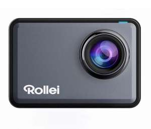 Rollei Actioncam 560 Touch - WiFi Action-Cam wasserdicht 4k 60 FPS für 82,49€