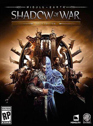 [cdkeys] Middle-earth: Shadow of War Gold Edition DL um nur 8,82€