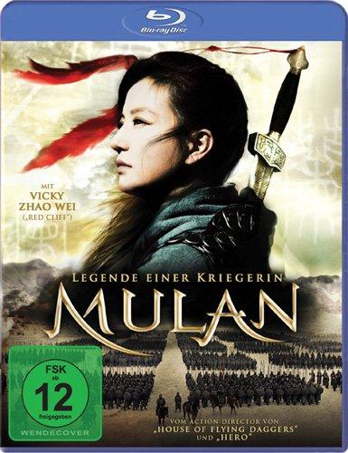 [Amazon] Mulan - Legende einer Kriegerin (Blu-ray)