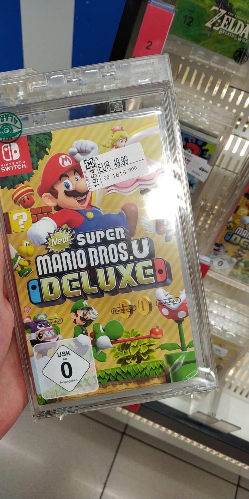 (Offline) New Super Mario BROS.U Switch