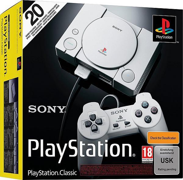 Playstation Mini mit Gutscheincode UND Paketshoplieferung