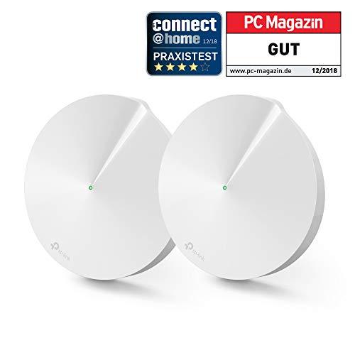 tp link deco p7 dualband wlan router mit powerline ac1300. Black Bedroom Furniture Sets. Home Design Ideas