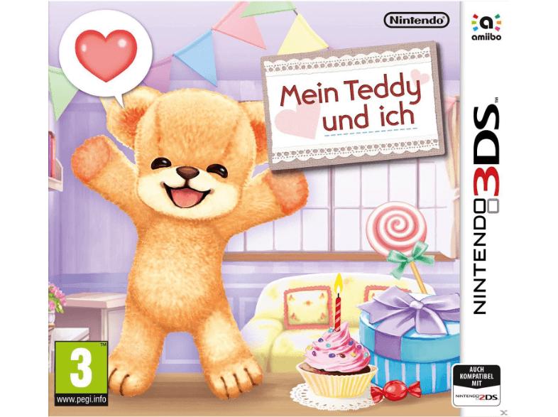 [Mediamarkt.at] Mein Teddy und ich für Nintendo 3DS - Bestpreis