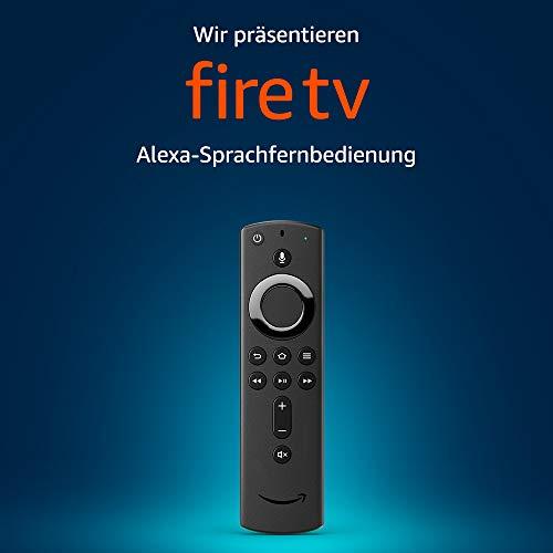 Alexa-Sprachfernbedienung für Fire TV