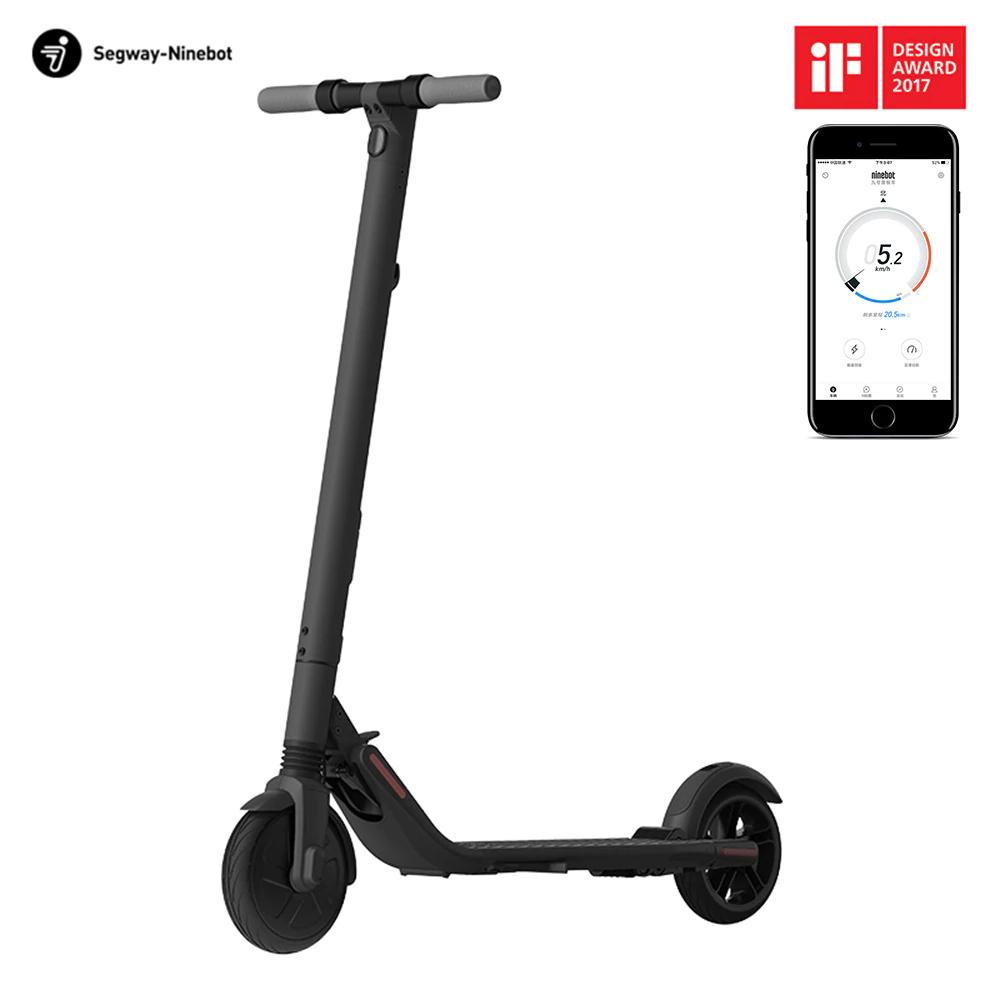Segway Ninebot KickScooter ES2 (Versand aus Spanien) für 299,46€