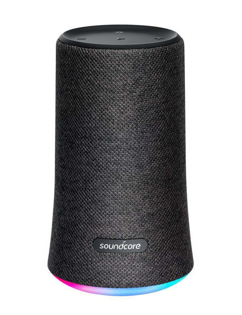 Wieder da! ANKER Soundcore Flare Bluetooth Lautsprecher, Schwarz, Wasserfest