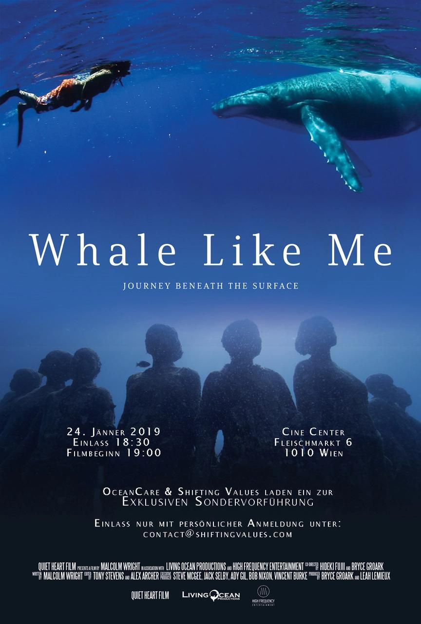 """Kostenloser Eintritt: """"Whale Like Me"""" (Film)"""