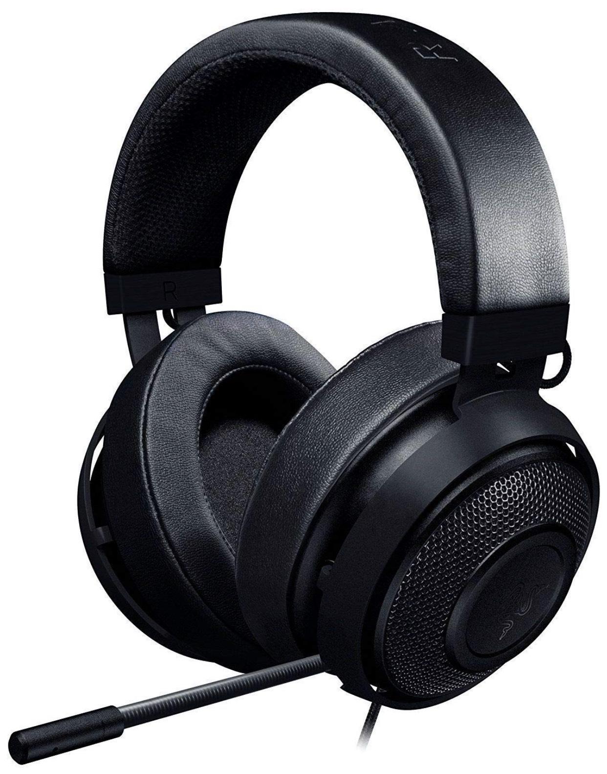 Razer Kraken Pro V2 Oval - Musik und Gaming Kopfhörer für 47,40€