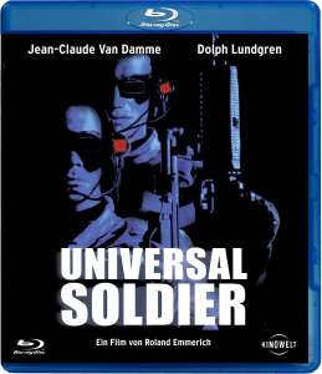 [Amazon] Universal Soldier [Blu-ray]