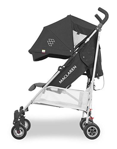 """MacLaren """"Triumph"""" (charcoal) Kinderwagen (ideal ab 6 Monaten bzw bis 25kg)"""