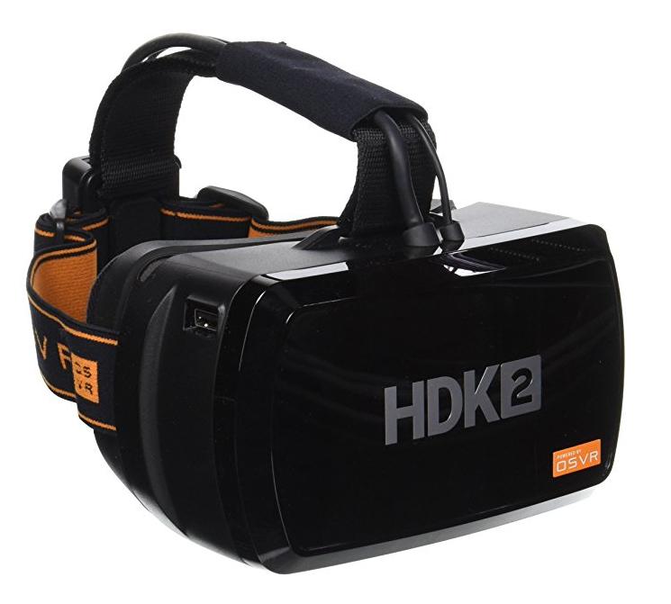 Razer.com: Razer OSVR HDK 2 (Open Source Head Mounted Display) um 109,99€