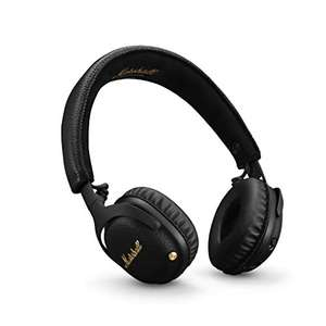 Amazon.fr: Marshall Mid A.N.C. On-Ear-Kopfhörer mit Noise Cancelling um 134,92€