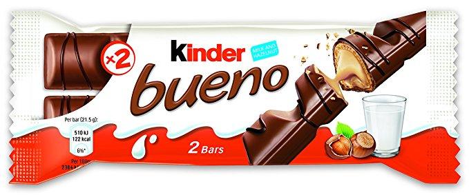 [ HOFER ] Ferrero Kinder Bueno [Classic/White] 10 x 2 Großpackung