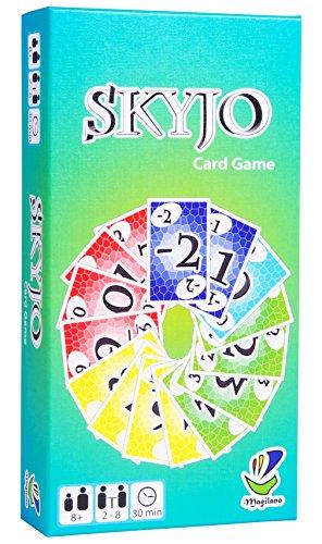 SKYJO - lustiges Kartenspiel für Jung und Alt