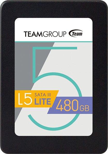 TeamGroup L5 Lite SSD 480GB, SATA (T2535T480G0C101) Media/Saturn