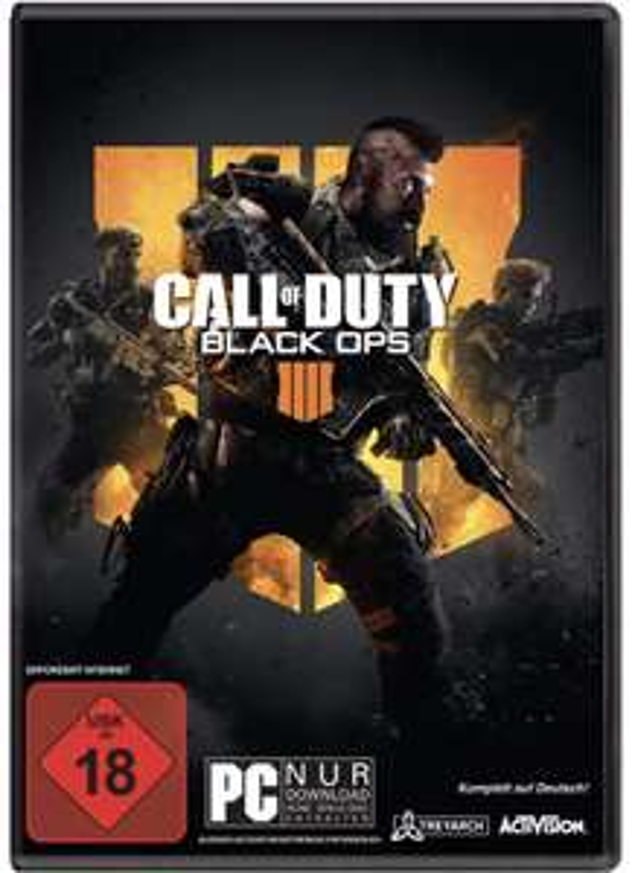 Call of Duty: Black Ops 4 (PC) für 25,20€.
