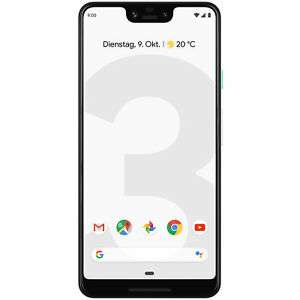 [Ebay/Saturn.de/Logoix] Google Pixel 3 XL - Just Black/64 GB - für 623,67