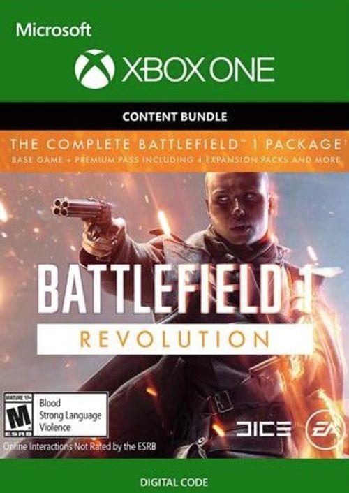 Battlefield 1 Revolution Inc. Battlefield 1943 (Xbox One) für 2,71€
