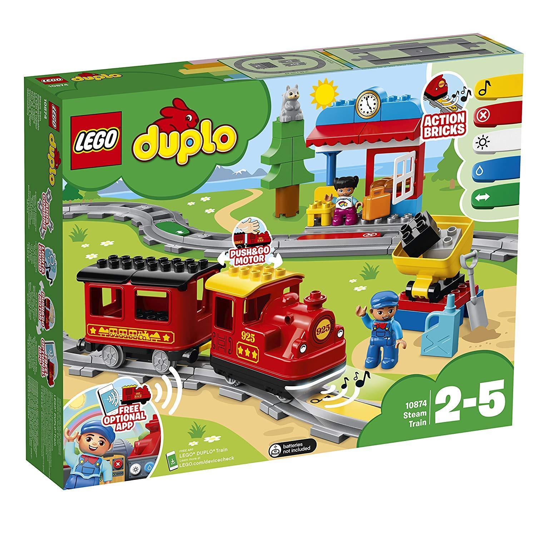 [Kleiner Preisjäger] LEGO DUPLO 10874 Spielzeugeisenbahn