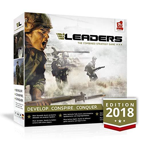 LEADERS - Strategiespiel (Brettspiel mit App) [Amazon Blitzangebot]