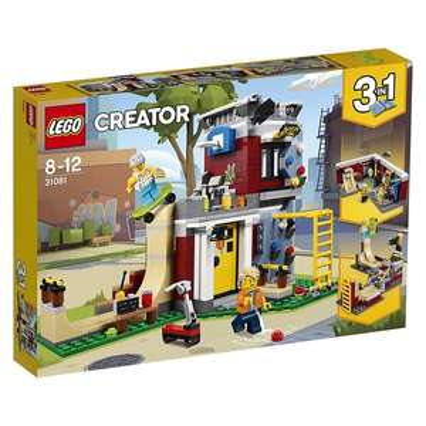 [Thalia.at] LEGO Creator 3in1 - Modulares Freizeitzentrum (31081) - Bestpreis