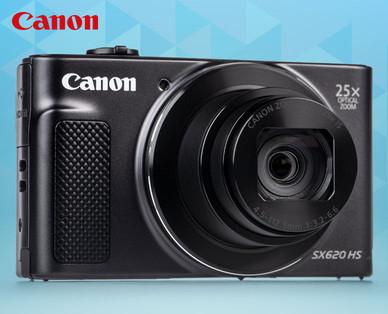 "Canon ""PowerShot SX620 HS"" Digitalkamera - ab 31.1.2019"
