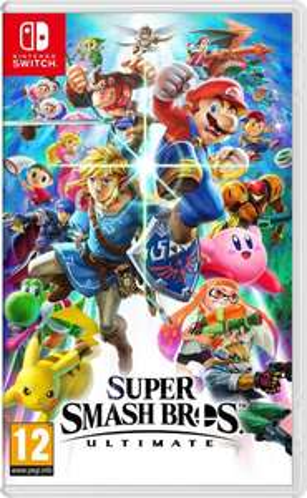 Super Smash Bros. Ultimate // bzw. 44€ für geduldige