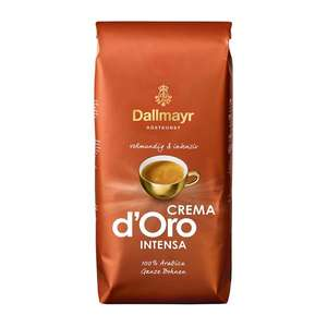 [BILLA] Dallmayr Crema D'Oro Intensa mit Aktion und -25 % Sticker