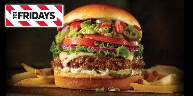 1+1 gratis Burger für Studenten im TGI Fridays Vienna