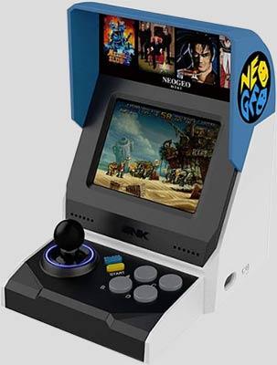 [Gameware] SNK Neo Geo Mini um 89,99 Euro
