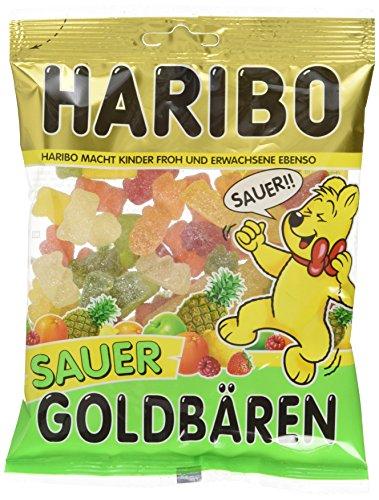 HARIBO Goldbären Sauer -Beutel, 30er Pack (30 x 200 g) für 16€