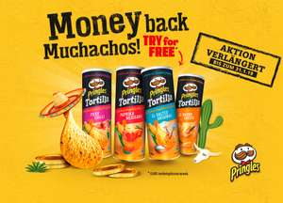 Gratis Tortilla Pringles