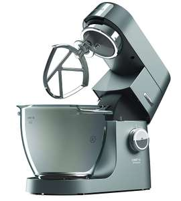 Amazon.it - Kenwood Chef XL Titanium KVL8300S Küchenmaschine, 1.700 W, 6,7 l Füllmenge