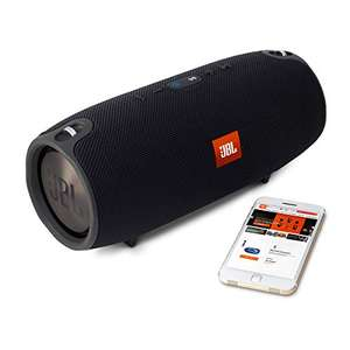 JBL Xtreme Spritzwasserfester Tragbarer Bluetooth Lautsprecher für 134,99€