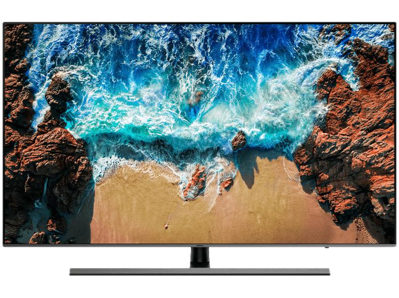 Ab 00:00 Uhr - Samsung UE75NU8000 (2018) 75 Zoll Premium UHD TV + Samsung HW-N400 Soundbar für 1449€ (82 Zoll 1849€)