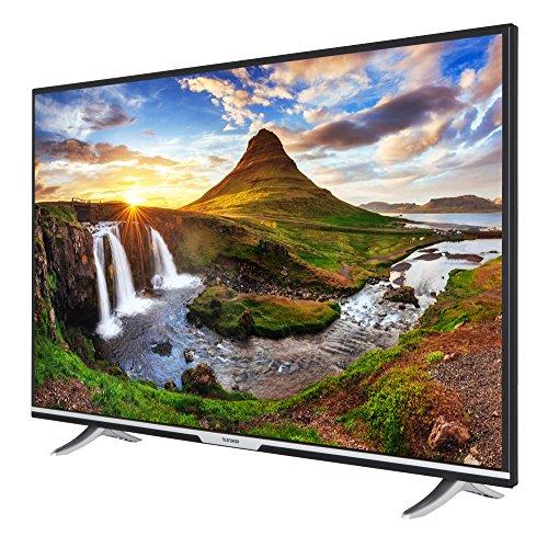 www.AMAZON.de l Telefunken XU55D401 140 cm (55 Zoll) Fernseher (4K Ultra HD, Smart TV, Triple Tuner)