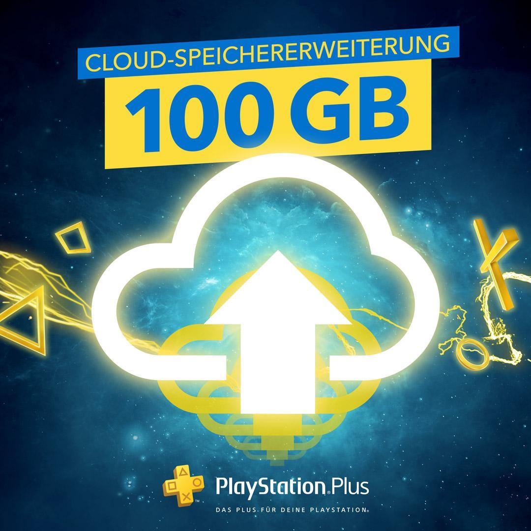 Cloudspeicher für PS+ Mitglieder erhöht im PSN