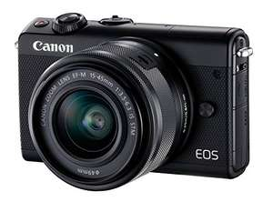 Canon EOS M100 inkl. EF-M 15-45mm IS STM