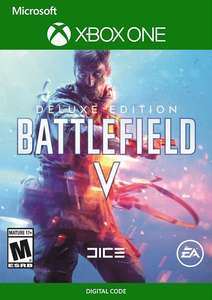 Battlefield V Deluxe Edition (Xbox One Key) für 18,81€
