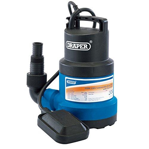 [Amazon] *Preisfehler* DRAPER 61584 subersible Wasser Pumpe mit Float