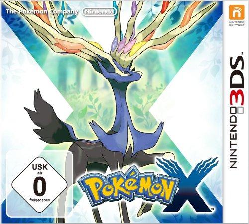 (Nintendo 3DS) Pokémon X