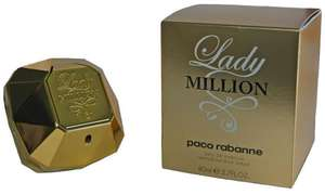 [Amazon] Paco Rabanne Lady Million Eau de Parfum 80ml