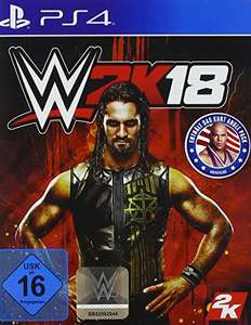 [Amazon.de] [PS4] WWE 2K18 - Standard Edition