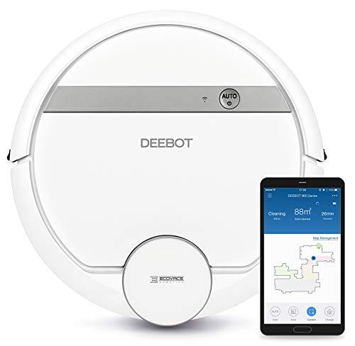 [Amazon.es] Ecovacs Deebot 900 Saugroboter mit App-Steuerung für 269,67€ (statt 377€)