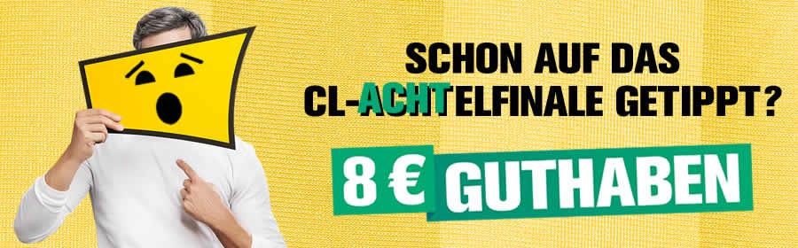 8 Euro Gutschein für NEUKUNDEN