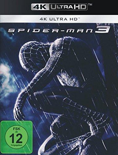 Spider-Man 3 (4K Ultra HD Blu-Ray) für 8€ / Spider-Man 2 (4K Ultra HD) für 8,73€