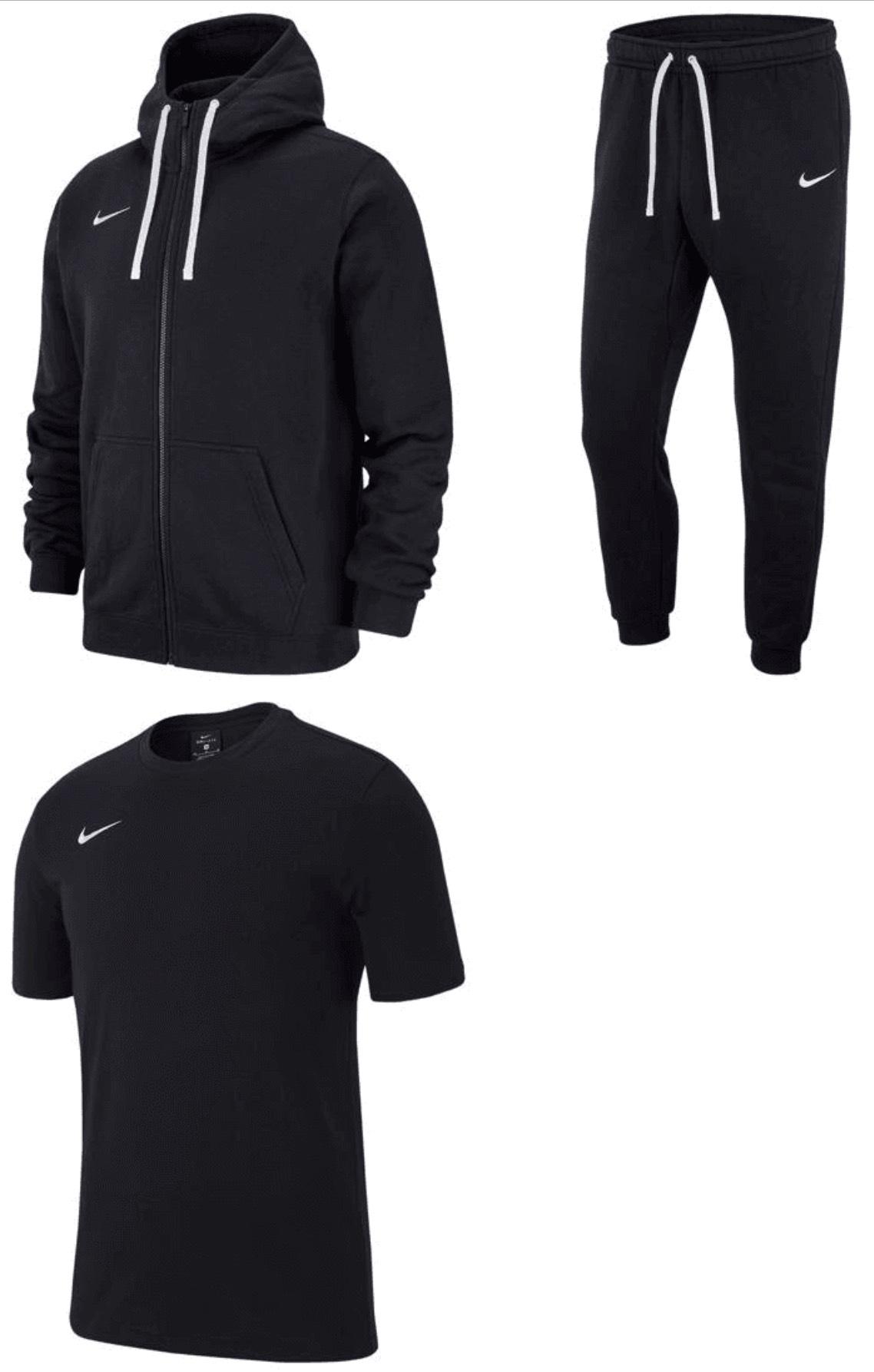 Nike Freizeitset Team Club 19 (3-teilig) versch. Farben um 58,42€