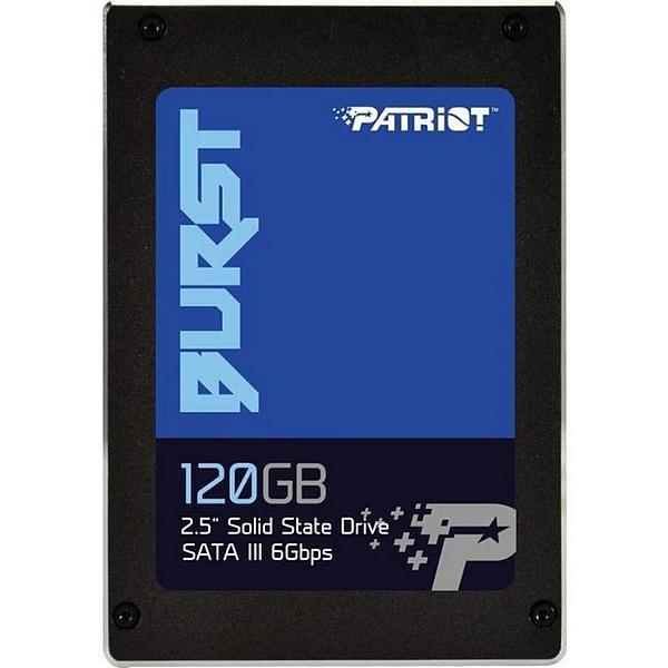 Patriot Solid State Drive -Burst 120 GB(SSD) für 14,99 bei Paketshoplieferung