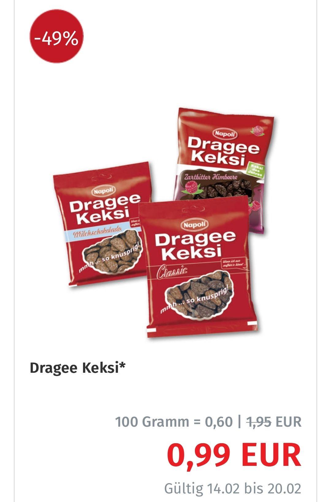 Penny + Marktguru: Dragee Keksi um 0.49 €